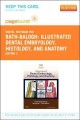 Illustrated Dental Embryology, Histology, and Anatomy Access Card (Pass Code Book) at Sears.com
