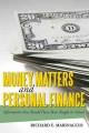 Money Matters and Personal Finance: Information You Should Have Been Taught in School (Paperback Book) at Sears.com