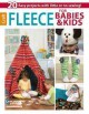 Fleece for Babies & Kids (Paperback Book) at Sears.com