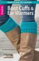 Boot Cuffs & Ear Warmers (Paperback Book) at Sears.com
