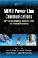 MIMO Power Line Communications: Narrow and Broadband Standards, EMC, and Advanced Processing (Hardcover Book) at Sears.com