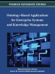 Ontology-Based Applications for Enterprise Systems and Knowledge Management (Hardcover Book) at Sears.com