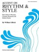 Accent on Rhythm & Style: Piano Solos in Baroque, Classical, Romantic and Modern Styles, Early to Mid-Intermediate (Paperback Book) at Sears.com