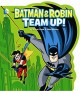 Batman & Robin Team Up! (Board Book) at Sears.com
