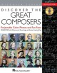 Discover the Great Composers: Digital With Recordings: Projectable Color Photos, Fun Facts and Masterwork Recordings (CD-ROM Book) at Sears.com