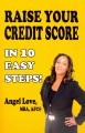 Raise Your Credit Score In 10 Easy Steps! (Paperback Book) at Sears.com
