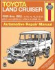 Toyota Land Cruiser, 1968-1982 (Paperback Book) at Sears.com
