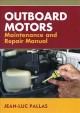 Outboard Motors Maintenance And Repair Manual (Paperback Book) at Sears.com