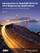Introduction to AutoCAD 2014 for Civil Engineering Applications (Paperback Book) at Sears.com