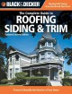 Black & Decker The Complete Guide to Roofing Siding & Trim (Paperback Book) at Sears.com