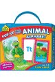 Animals Alphabet: Ages 3 - 6 (Cards Book) at Sears.com
