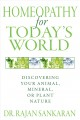 Homeopathy for Today's World: Discovering Your Animal, Mineral, or Plant Nature (Paperback Book) at Sears.com