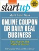 Start Your Own Online Coupon or Daily Deal Business: Your Step-by-step Guide to Success (Paperback Book) at Sears.com