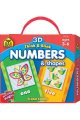 3D Think & Blink Numbers & Shapes Flash Cards (Cards Book) at Sears.com