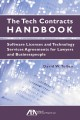 The Tech Contracts Handbook: Software Licenses and Technology Services Agreements for Lawyers and Businesspeople (Paperback Book) at Sears.com