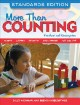 More Than Counting: Standards-Based Math Activities for Young Thinkers in Preschool and Kindergarten, Standards Edition (Paperback Book) at Sears.com