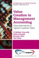 Value Creation in Management Accounting: Using Information to Capture Customer Value (Paperback Book) at Sears.com