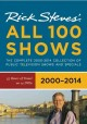 Rick Steves' All 100 Shows: Europe: the Complete 200-2014 Collection of Public Television Shows and Specials (DVD Book) at Sears.com