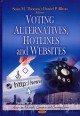 Voting Alternatives, Hotlines and Websites (Hardcover Book) at Sears.com