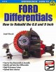 Ford Differentials: How to Rebuild the 8.8 and 9 Inch (Paperback Book) at Sears.com
