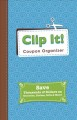 Clip It Coupon Organizer (Paperback Book) at Sears.com