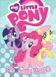 My Little Pony: The Magic Begins (Paperback Book) at Sears.com