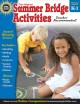 The Original Summer Bridge Activities: Bridging Grades K to 1 (Cards Book) at Sears.com