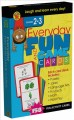 Everyday Fun and Game Cards Activity Cards, Grades 2 - 3 (Cards Book) at Sears.com