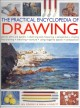 The Practical Encyclopedia of Drawing: Pencils, Pens and Pastels - Observing and Measuring - Perspective - Shading - Line Drawing - Sketching - Texture - Using Negative Spaces - Composition (Paperback Book) at Sears.com