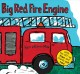 Big Red Fire Engine (Hardcover Book) at Sears.com