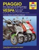 Haynes Piaggio Vespa Manual: Sfera, Typhoon, Zip, Fly, Skipper, Hexagon, Liberty, Nrg, B125, X8 & X9 1991 to 2009 and Vespa Et, Lx, S & Gt 1996 to 2009 (Paperback Book) at Sears.com