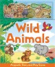 Wild Animals - Magnetic Book (Hardcover Book) at Sears.com