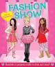 Fashion Show: Draw and Color Your Own Gorgeous Outfits! (Paperback Book) at Sears.com