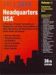 Headquarters USA 2014: A Directory of Contact Information for Headquarters and Other Central Offices of Major Businesses & Organizations in the United States and in Canada (Hardcover Book) at Sears.com