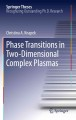 Phase Transitions in Two-Dimensional Complex Plasmas (Hardcover Book) at Sears.com