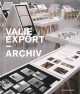 Valie Export: Archiv (Hardcover Book) at Sears.com