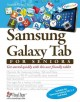 Samsung Galaxy Tab for Seniors (Paperback Book) at Sears.com