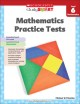 Scholastic Study Smart Mathematics Practice Tests Level 6 (Paperback Book) at Sears.com