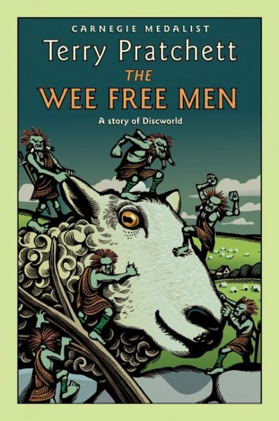 Wee Free Men (first in series of 4 books)