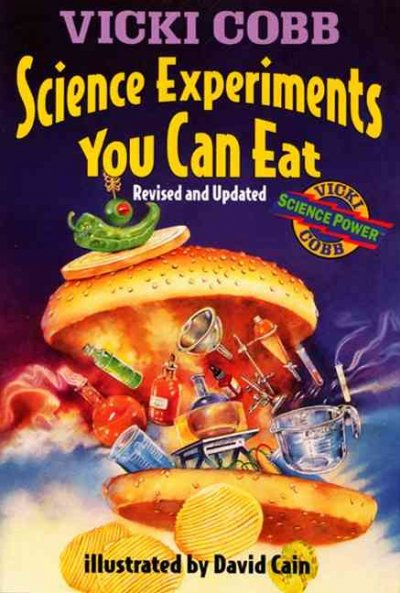 Science Experiments you can Eat book cover