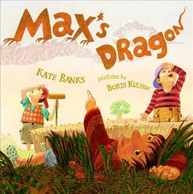 cover; Max's Dragon