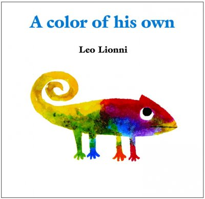 A Color of His Own book cover