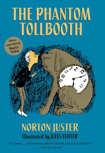 Phantom Tollbooth book cover