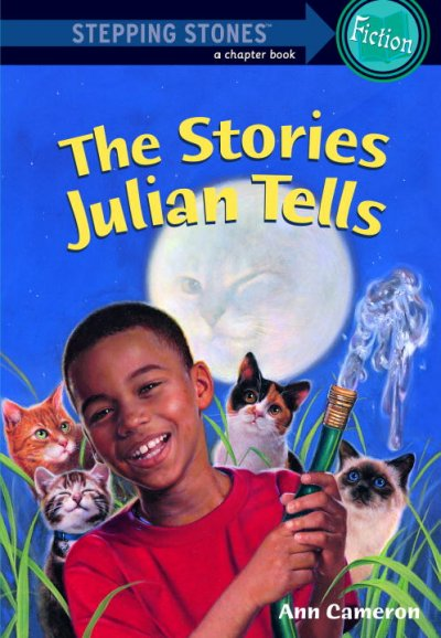 The Stories Julian Tells book cover