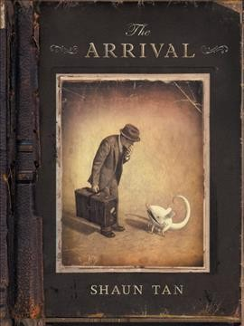 The Arrival book cover