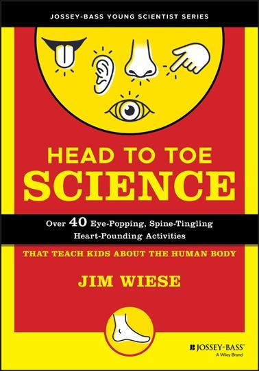 Head to Toe Science book cover