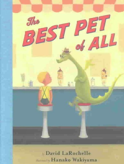 The Best Pet of All book cover