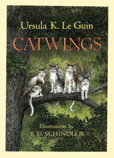 Catwings book cover