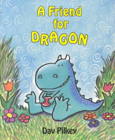 cover of A Friend for Dragon