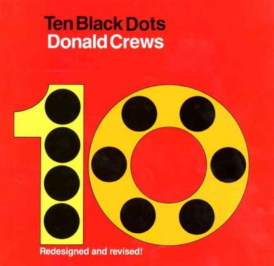 Ten Black Dots book cover